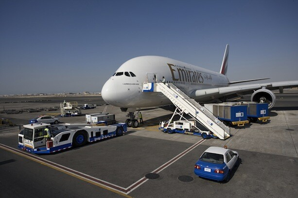 A380 SuperJumbo Emirates