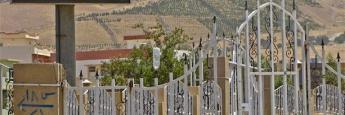 Entrada Cementerio Halabja