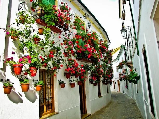 Barrio de la Villa, Priego de Cordoba