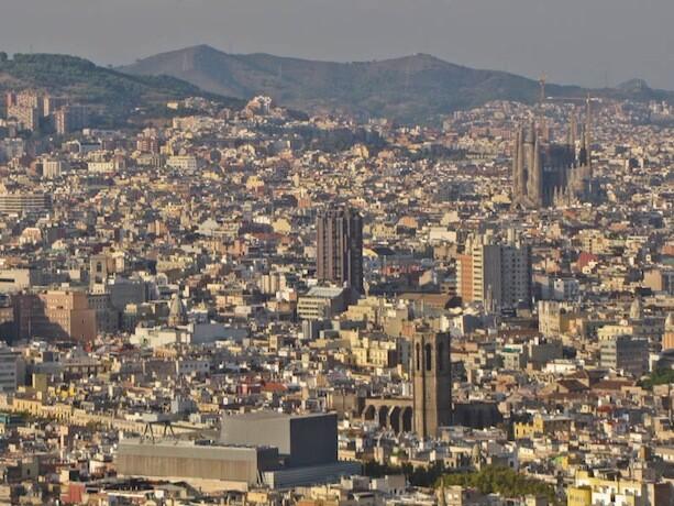 Sagrada Familia Cathelicopters Barcelona