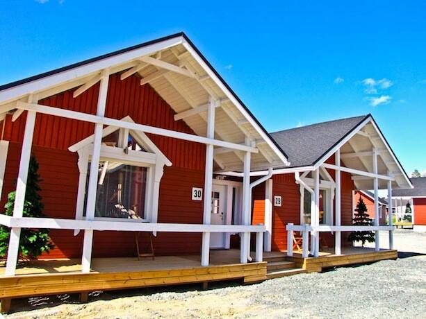Cabañas Santa Claus Holiday Village
