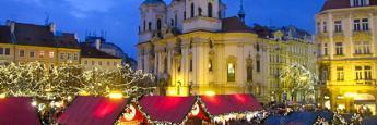 Mercado Navidad Praga