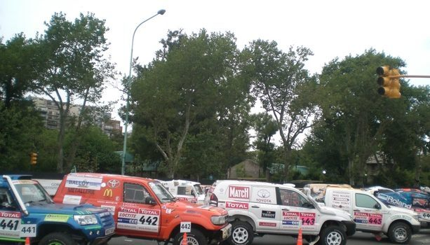La aventura del Dakar comienza este año en Lima