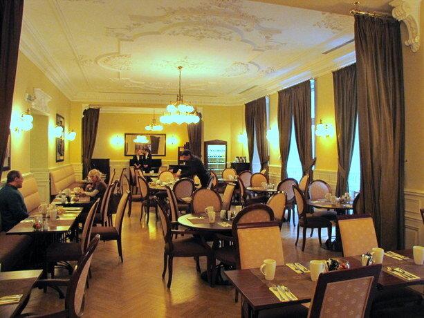 Comedor Hotel Century Old Town Prague