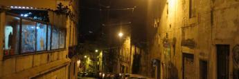 Colores nocturnos en Lisboa