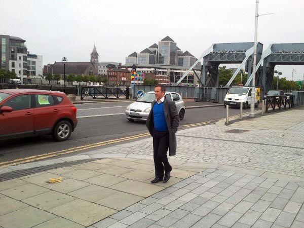 trabajo dublin irlanda