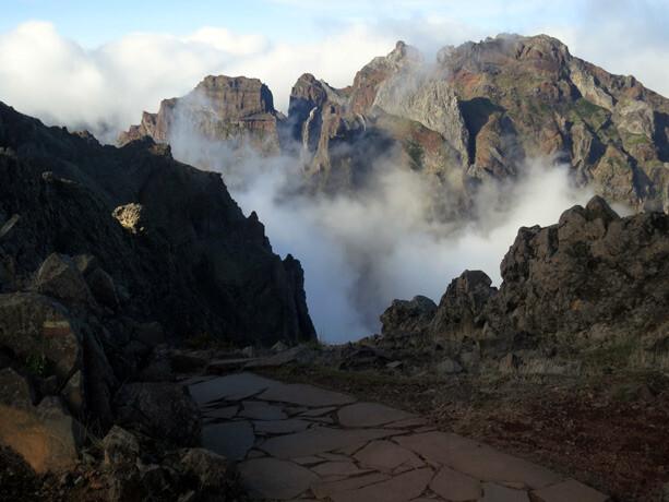trekking-pico-ruivo