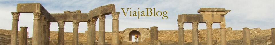 Portada 6: Ruinas de Dougga, Túnez