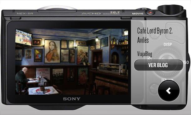 Cafe Lord Byron Sony