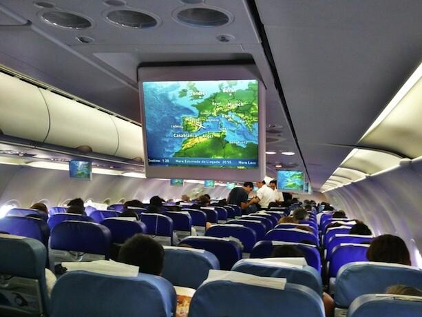 4 trucos para sentarte solo en el avión