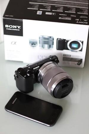 Sony Nex 5R