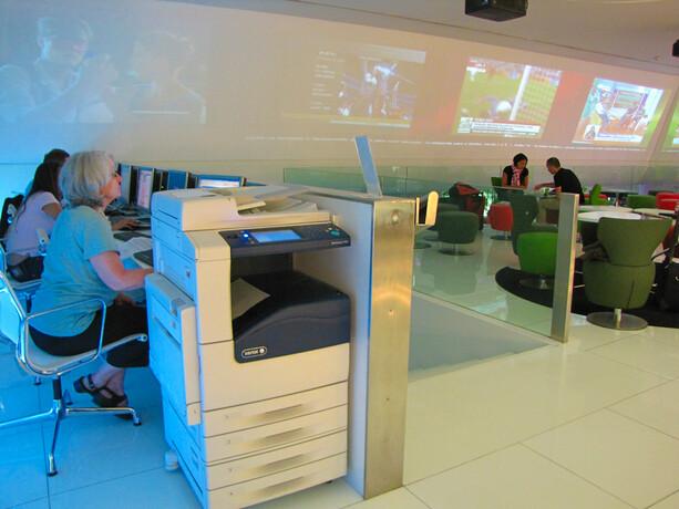 TAP Premium Lounge Lisboa