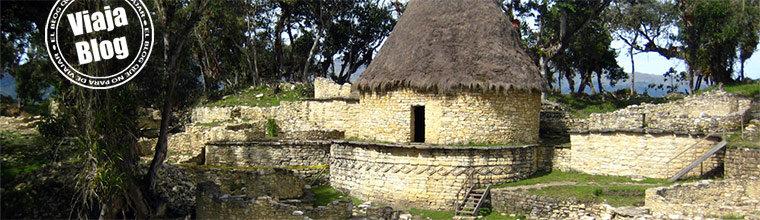 Portada 102: Kuelap, Perú