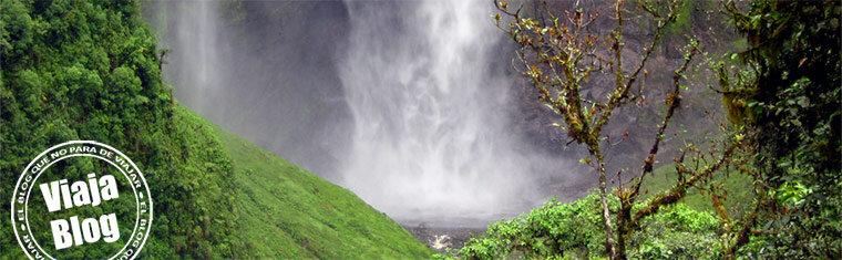 Portada 103: Catarata de Gocta, Perú