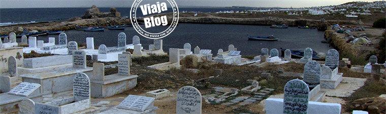 Portada 107: Cementerio de Madhia, Túnez