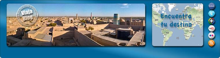 Portada145: Khiva, Uzbekistan
