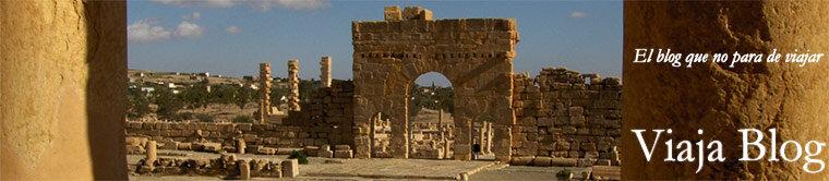 Portada 45: Sbeitla, Túnez