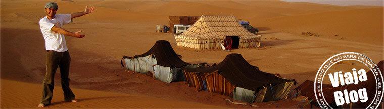 Portada 74: Desierto, Marruecos