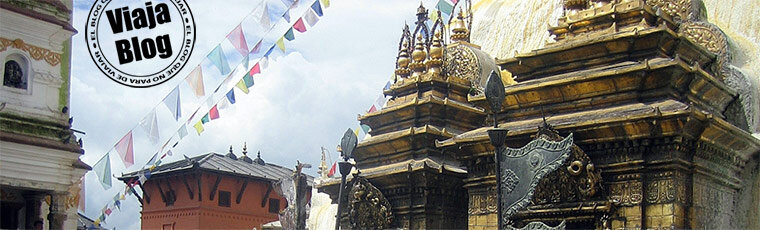 Portada 79: Templo, Katmandú