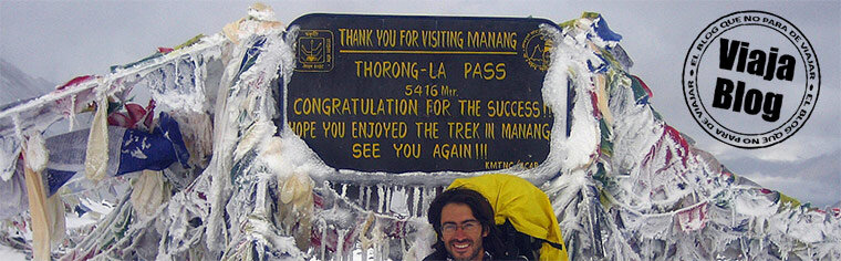 Portada 85: Thorung Pedi, Annapurna