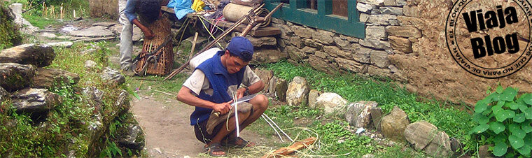 Portada 88: Sherpas en Nepal