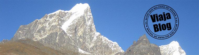 Portada 90: Cholatse, Himalaya