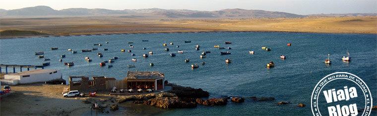 Portada 98: Paracas, Perú