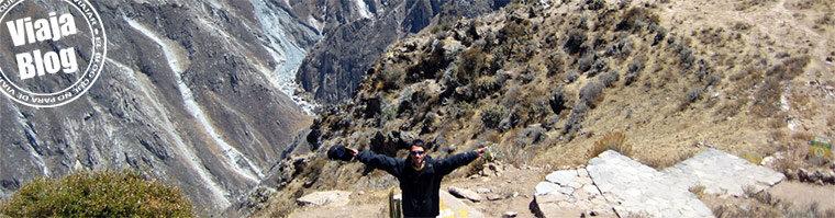 Portada 99: Cañón de Colca, Perú
