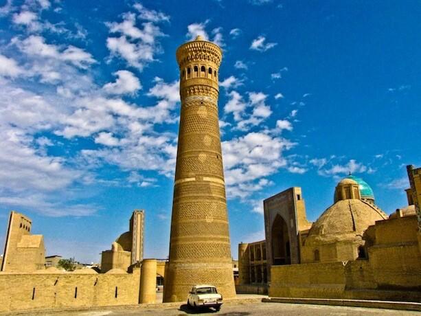 Fuera de lo habitual: Bukhara Uzbekistan