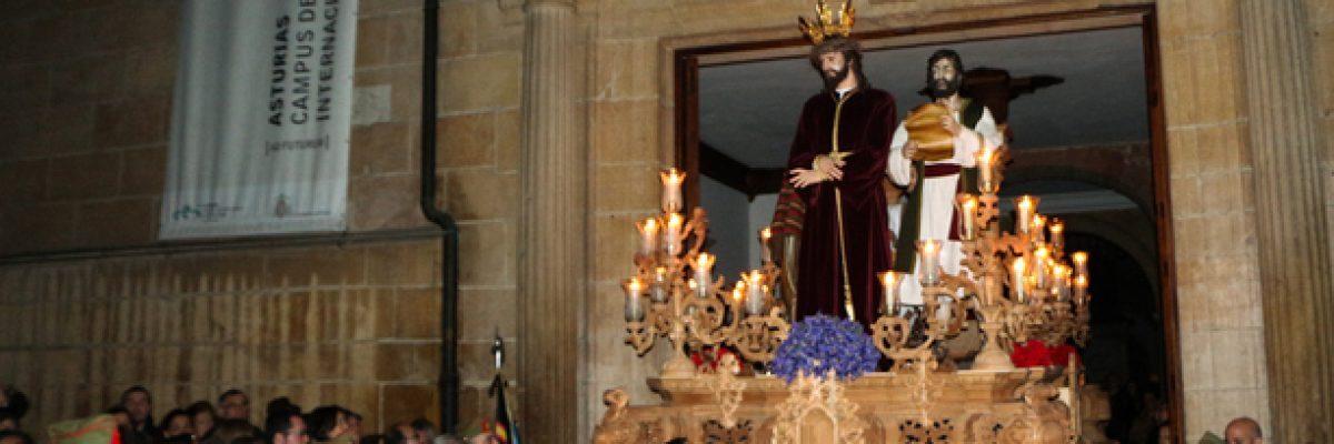Guía de actividades y procesiones de Semana Santa 2019 en Oviedo (Asturias)