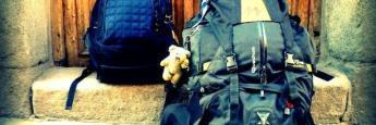 Las mochilas de un viajero