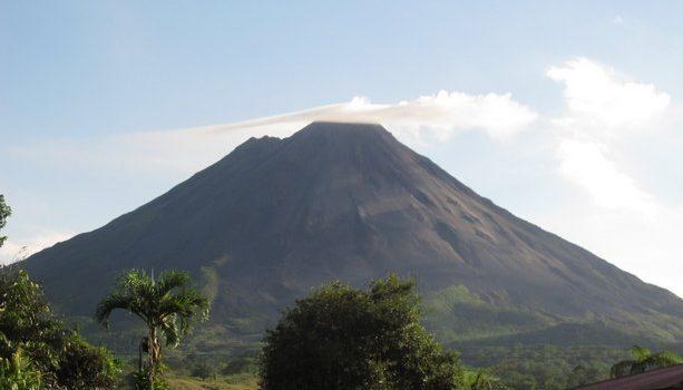 El Volcan Arenal