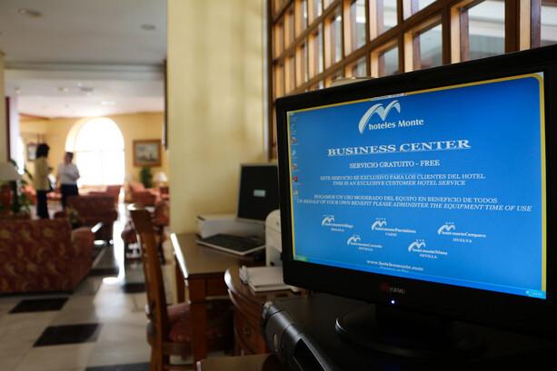 Business Center Hotel Monte Triana Sevilla