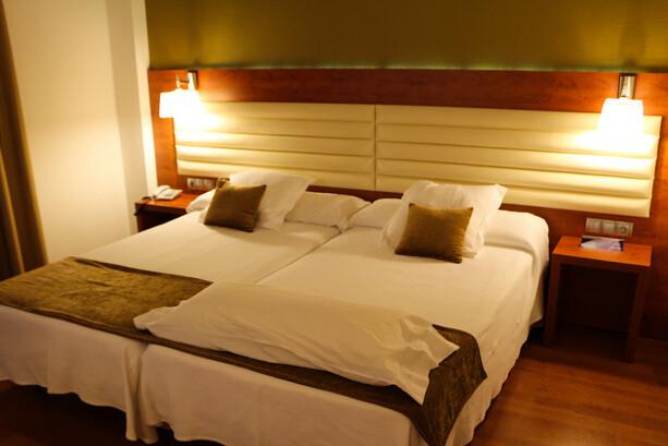 Habitación Hotel Monte Triana Sevilla