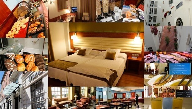 Hotel Monte Triana en Sevilla