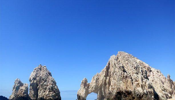 El famoso Arco de Cabo San Lucas