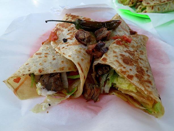 Burrito Mexico