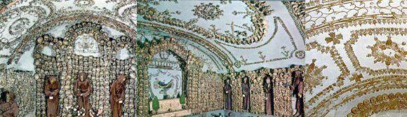 capuchinos cripta