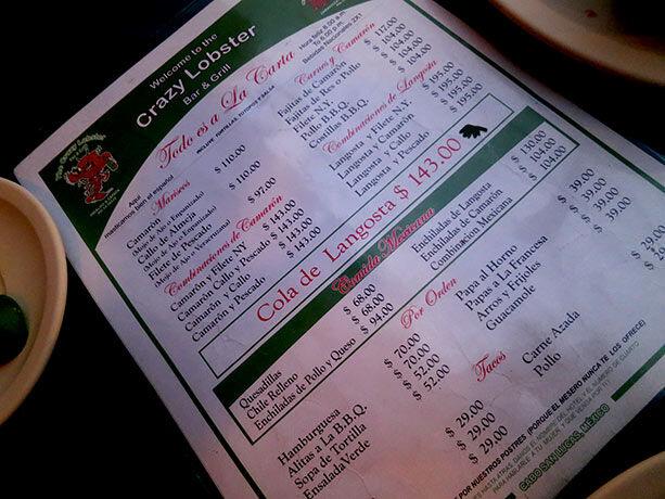 menu-mexico