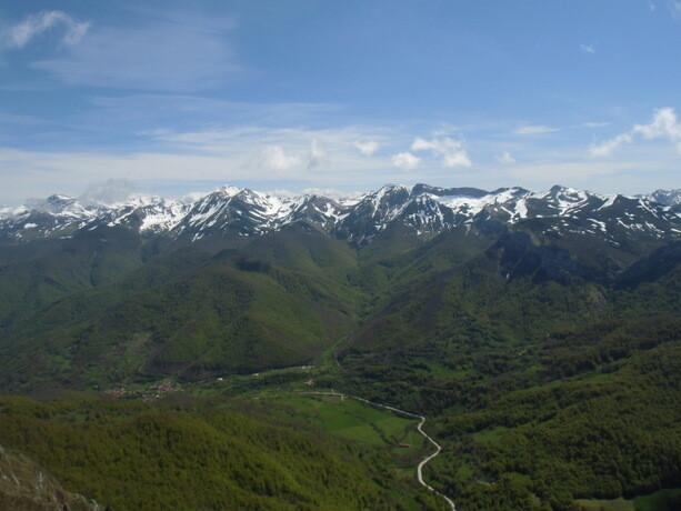 Picos de Europa en Fuente Dé