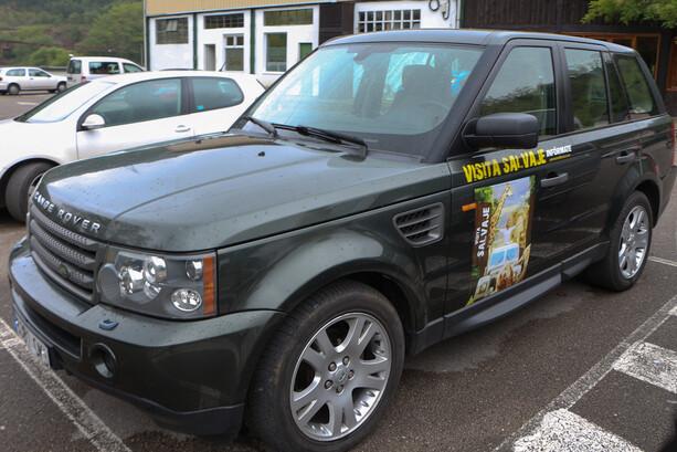 Land Rover Visita Salvaje Cabárceno