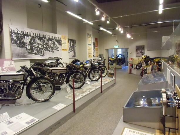 Las motocicletas de Husqvarna llegaron a ganar mundiales en los años 70