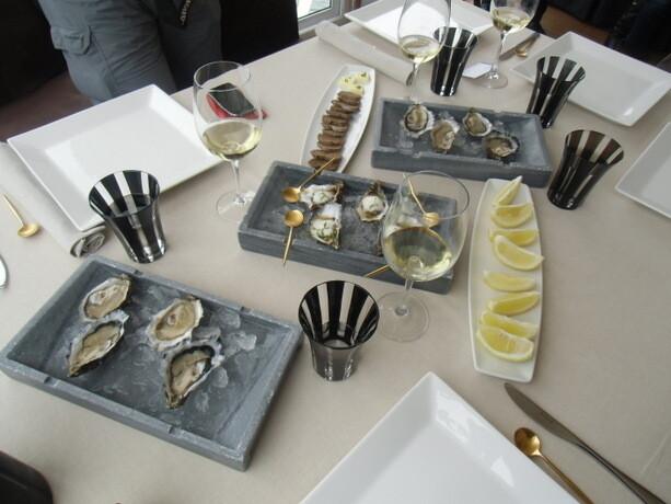 Las ostras son las protagonistas del Annua