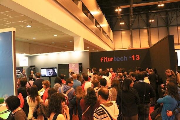 Bloggers en Fitur 2012