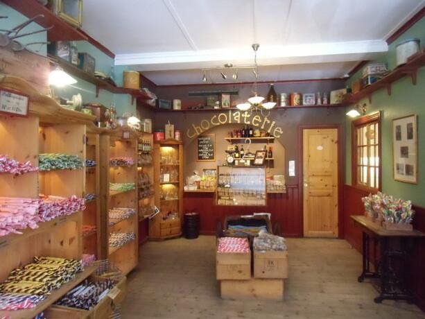 La tienda que pudimos ver y conocer por dentro