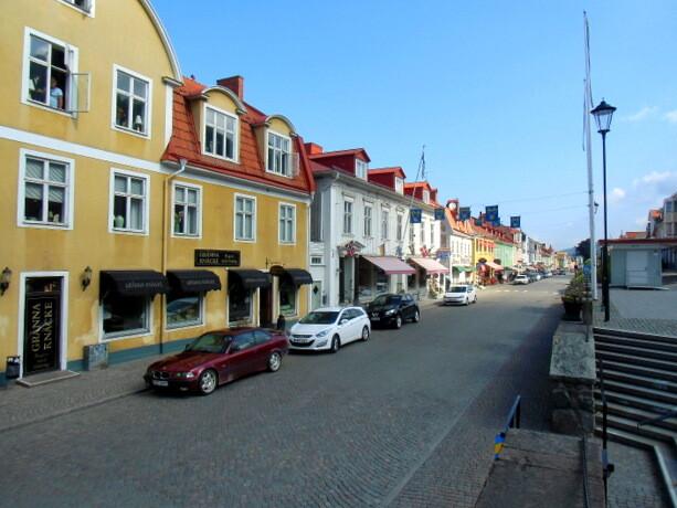 Calle principal de Gränna