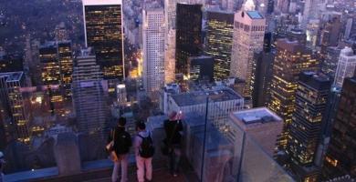 Nueva York Top of The Rock