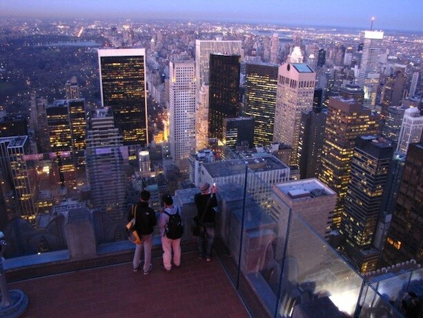 Nueva York Top of The Rock