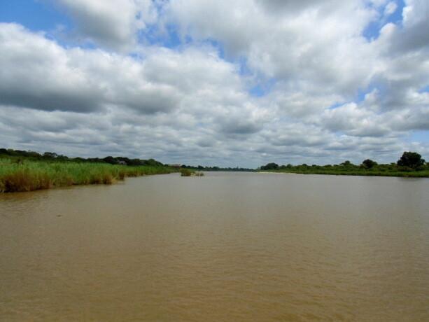 Las arterias fluviales del Kruger