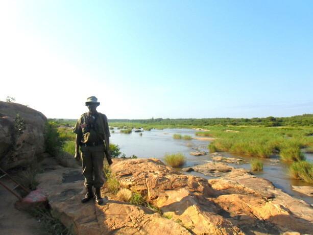 El ranger más famoso del Kruger...